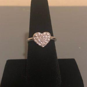 💗Coach heart ring